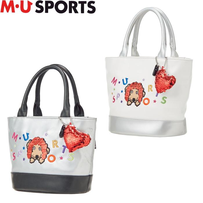 M・U SPORTS MUスポーツ 703P6000 ポーチ