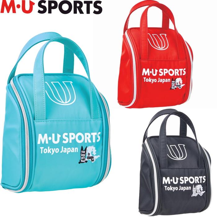 M・U SPORTS MUスポーツ 703P6016 ポーチ