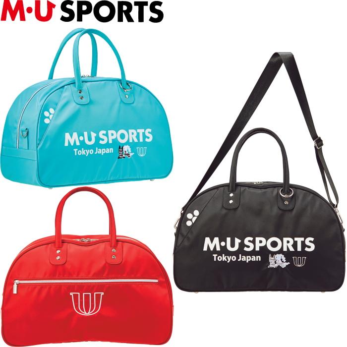 M・U SPORTS MUスポーツ  703P6204 ボストンバッグ