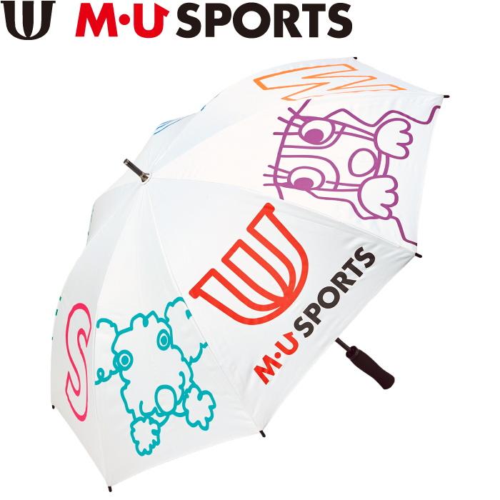 即納 M U SPORTS MUスポーツ 703C2930 アンブレラ UV パラソル 直営店 ゴルフ傘 レディース 格安SALEスタート