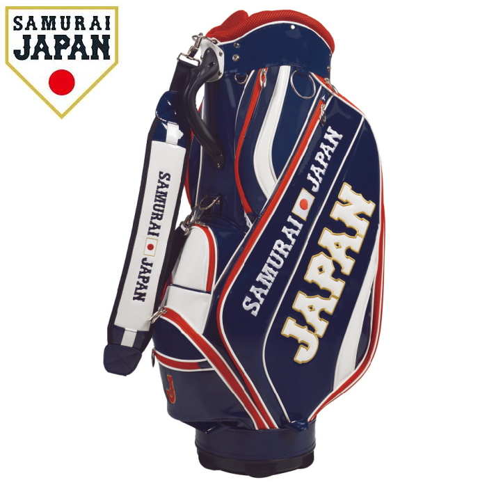 SAMURAI JAPAN 侍ジャパン 野球日本代表 キャディバッグ SJCB-0580
