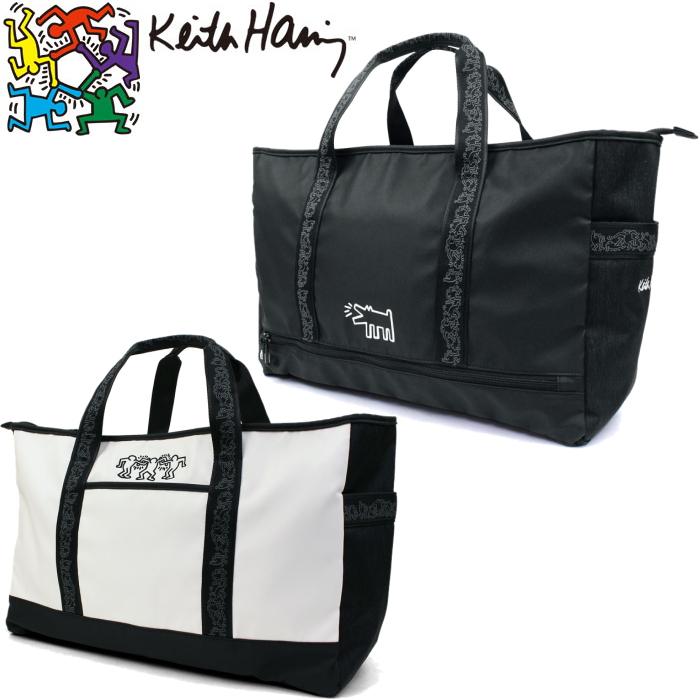 即納 販売期間 限定のお得なタイムセール キースヘリング KHTB-03 トートバッグ Keith Haring ヘリング キース 市販