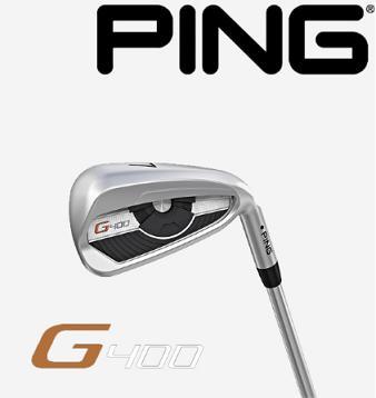 【値下げしました!】【日本正規品】PING G400 アイアンセットピン G400アイアン6本セット(5I~9I、PW)