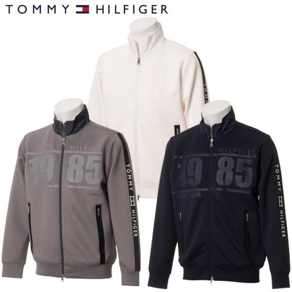 Tommy Hilfiger ZIP UP SWEAT JACKET Men'sメンズ ジップアップスウェットジャケットトミーヒルフィガー ゴルフウェア