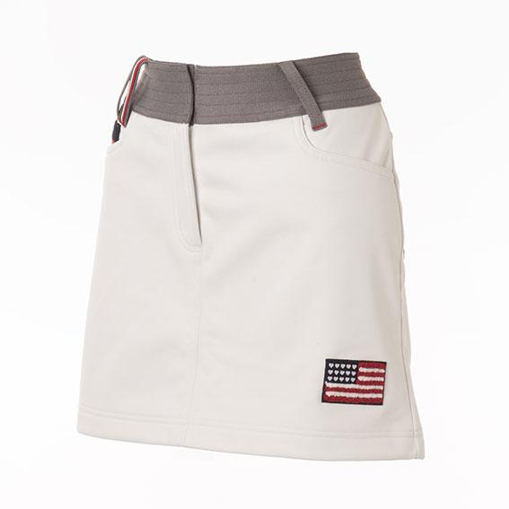 Tommy Hilfiger WOMEN レディースボンディングスカートトミーヒルフィガー ゴルフウェアTHLA779