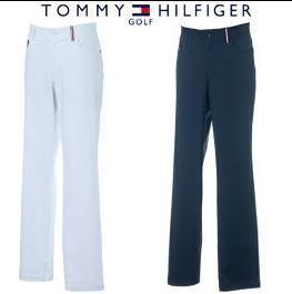 TOMMY HILFIGER GOLF THMA924トミーヒルフィガー ゴルフ メンズストレートロングパンツ