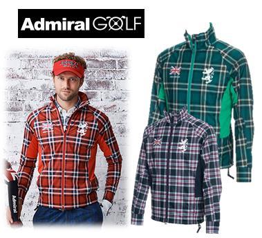 Admiral GOLF ADMA874アドミラル ゴルフ メンズスプラッシュジャケット