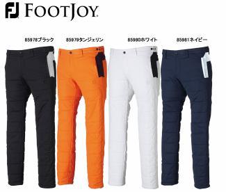 FJ(Footjoy) MEN'S FJ-F18-P08フットジョイ メンズ WRストレッチ中綿パンツ