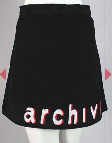 archivio Ladiesアルチビオ レディース スカート A816943