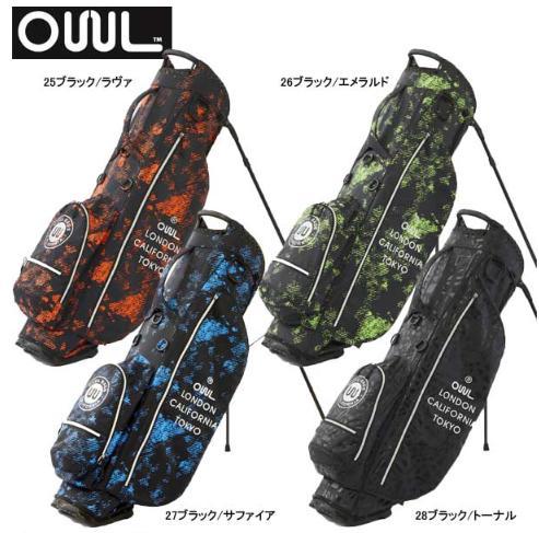 OWL ALT8SSTオウル メンズエアライト 4WAY スタンドバッグ