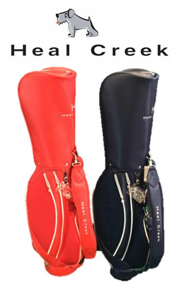 Heal Creek003-18860ヒールクリーク レディースキャディバッグ