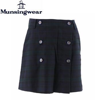 Munsingwear Ladies MGWMGE50マンシングウェア ゴルフ レディース新垣比菜プロ着用】DCダルグリーシュ キュロットスカート