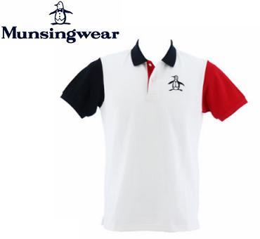 Munsingwear MGMNGA28マンシングウェア メンズクレリック半袖シャツ