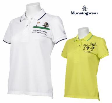 MunsingwearMGWNGA11マンシングウェア レディースMunsingwear×Tarout コラボシャツ