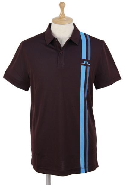J.lINDBERG 071-21943 Jリンドバーグ半袖ポロシャツ