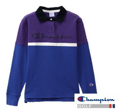 \12月26日~30日/エントリーで全品10倍以上Champion GOLF CW-QG402 チャンピオンゴルフ レディース ポロシャツ