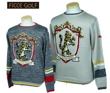 \12月26日~30日/エントリーで全品10倍以上FICCE GOLF 281605フィッチェ ゴルフ メンズセーター