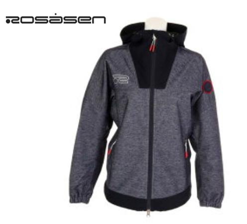 Rosasen 045-51910ロサーセン レディース3レイヤー デニムブルゾン