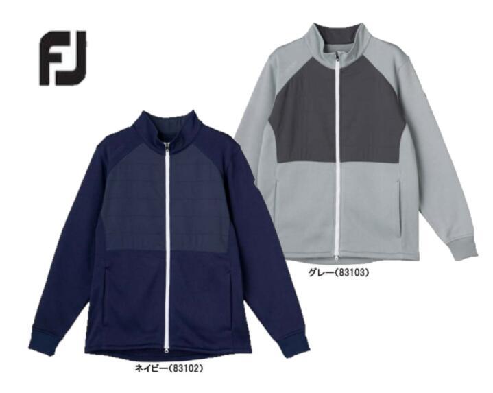 Foot Joy FJ-F19-O06フットジョイ メンズハイブリッド セータージャケット