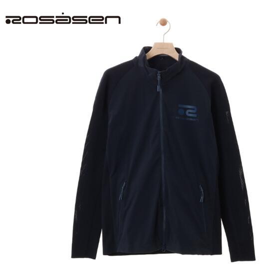 【24時間限定】Rosasen 044-52212ロサーセン メンズハイブリッドニットブルゾン