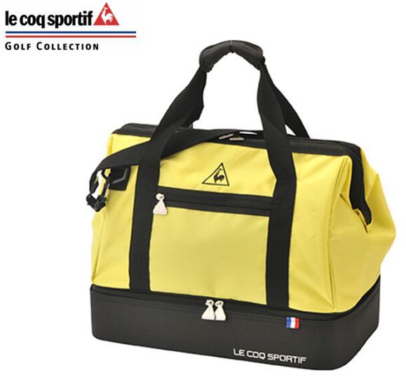 【期間限定価格】le coq sportif GOLFQQBLJA09ルコックスポルティフ ゴルフシンプルデザインボストンバッグ