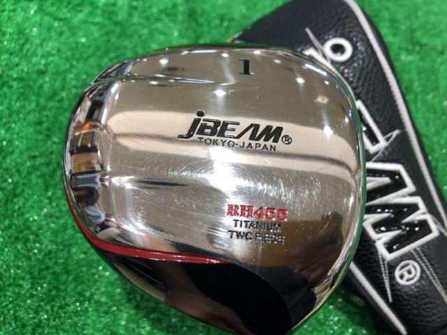 【中古】[280] jBEAM jBEAM RH455/Tour AD DJ 5/R1/10.5【ゴルフ】