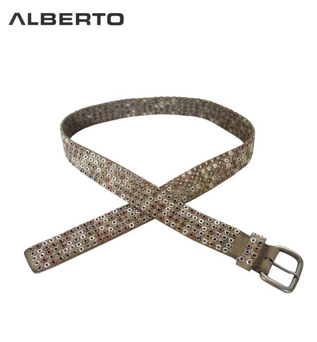 アルベルト ALBERTO メンズゴルフウェア ベルト G BELT 43214B あす楽
