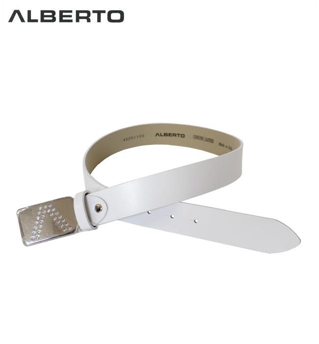 アルベルト ALBERTO レディースゴルフウェア ベルト L BELT 43254B あす楽