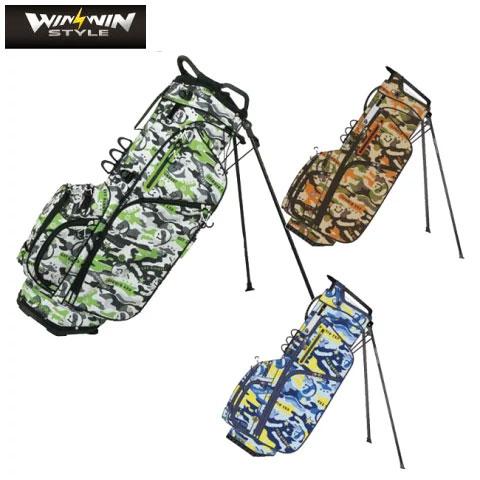 ウィンウィンスタイル WINWIN STYLE ゴルフ スタンドバッグ GET BIRDIE! LIGHT STAND BAG CB-900,CB-901,CB-902