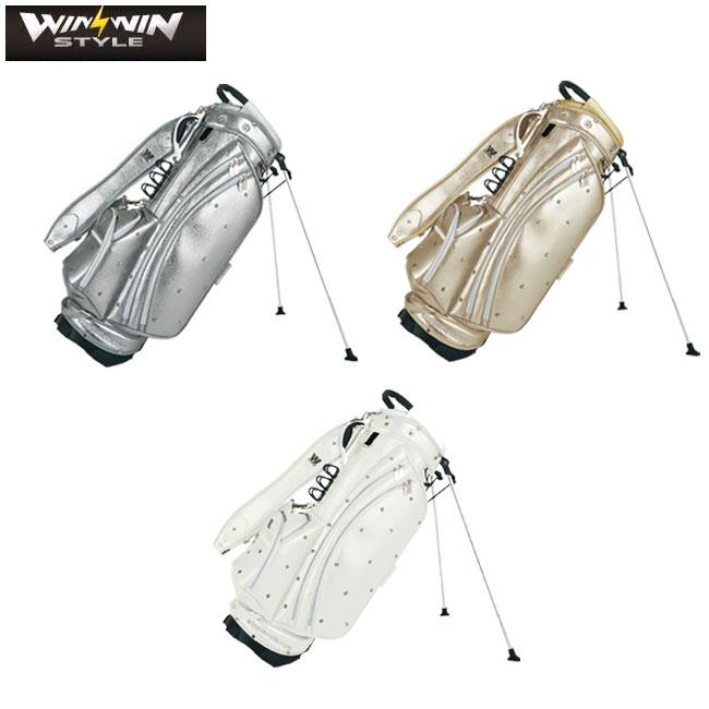 ウィンウィンスタイル WINWIN STYLE ゴルフ スタンドバッグ SHINING STAR STAND BAG CB-919,CB-920,CB-921 2018