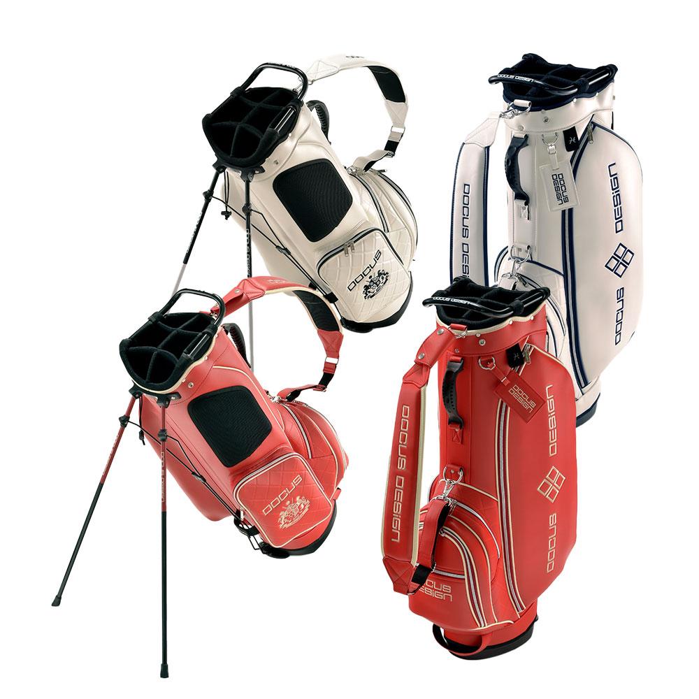 ドゥーカス スタンドキャディバッグ DOCUS Stylish Stand Bag スタイリッシュ スタンド バッグ メンズ ゴルフ 9型 DCC751 かっこいい オシャレ クール 大人 ユナイテッドコアーズ