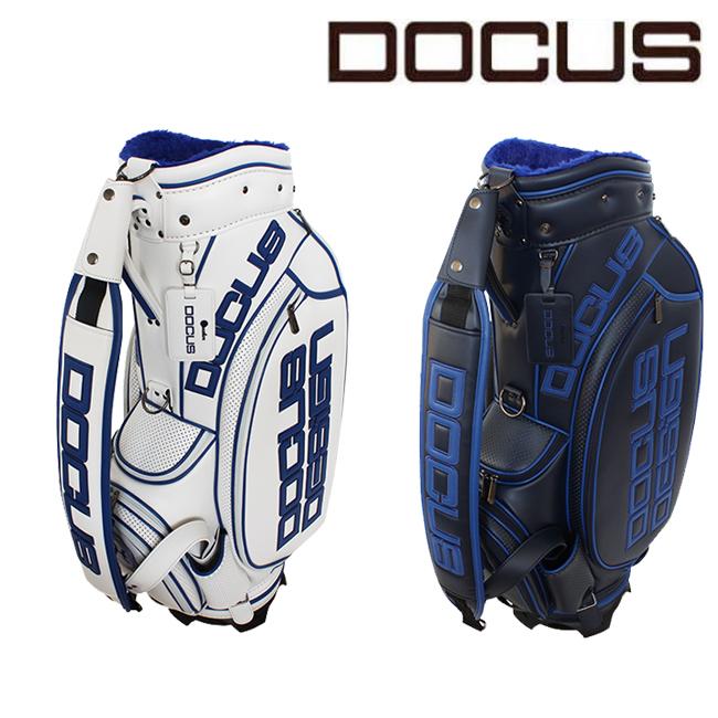 2019 ドゥーカス DOCUS ツアーモデル ゴルフ キャディ バッグ 9インチ メンズ レディース 大人 かっこいい おしゃれ 大容量 DCC742 ユナイテッドコアーズ