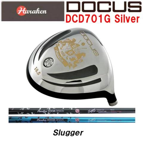 ドゥーカス DOCUS メンズゴルフクラブ DCD701G Silver ドライバー DOCUS Slugger