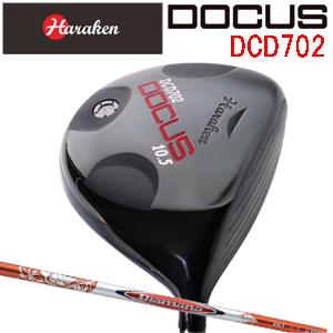 ドゥーカス DOCUS メンズゴルフクラブ DCD702 ドライバー Diamana R