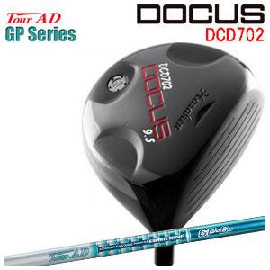 ドゥーカス DOCUS メンズゴルフクラブ DCD702 ドライバー TourAD GP