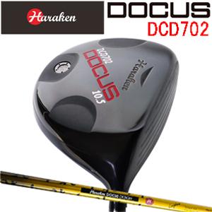 ドゥーカス DOCUS メンズゴルフクラブ DCD702 ドライバー DOCUS Longbow