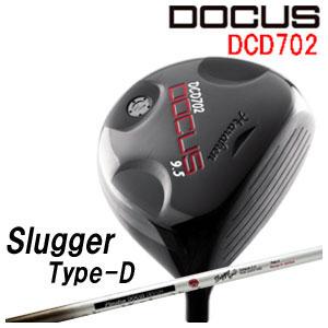 ドゥーカス DOCUS メンズゴルフクラブ DCD702 ドライバー DOCUS Slugger TypeD