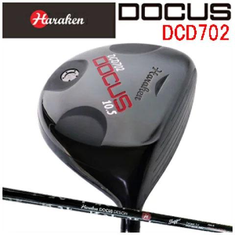 ドゥーカス DOCUS メンズゴルフクラブ DCD702 ドライバー DOCUS Slugger