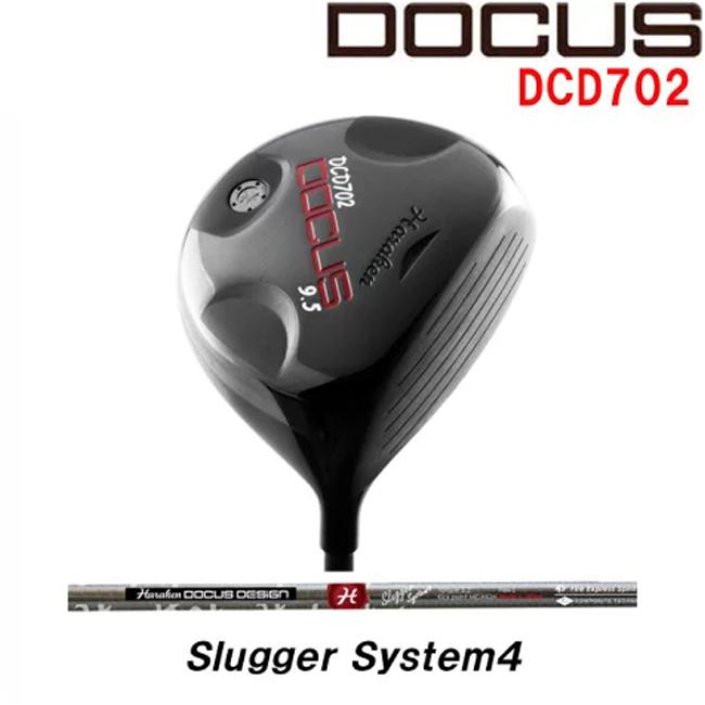 ドゥーカス DOCUS メンズゴルフクラブ DCD702 ドライバー DOCUS Slugger System4