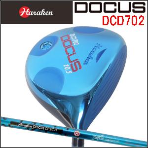 ドゥーカス DOCUS メンズゴルフクラブ DCD702 ドライバー BLUE LIMITED Slugger BLUE