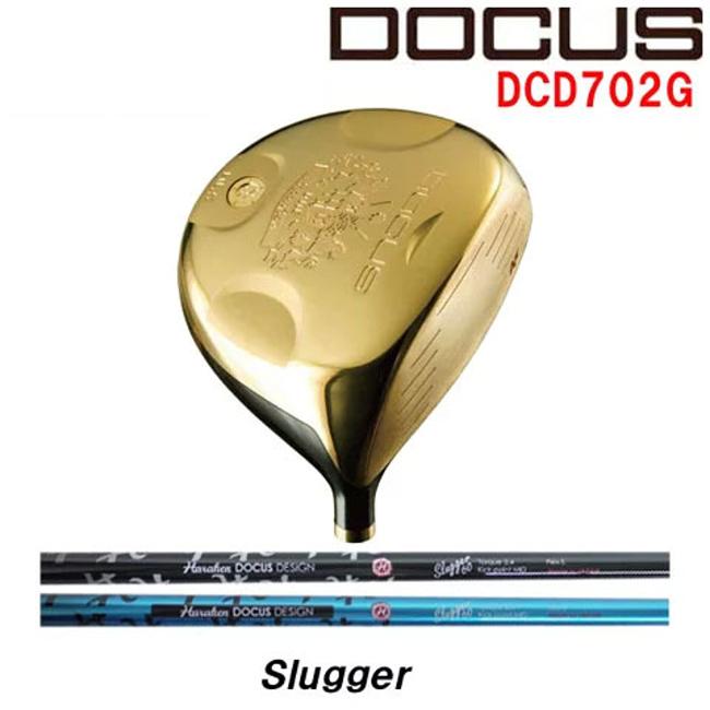 ドゥーカス DOCUS メンズゴルフクラブ DCD702G ドライバー DOCUS Slugger