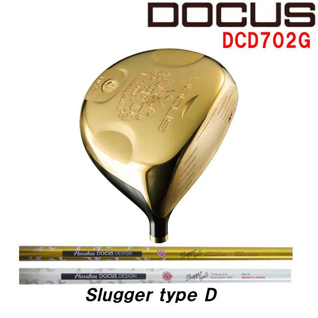 ドゥーカス DOCUS メンズゴルフクラブ DCD702G ドライバー DOCUS Slugger TypeD