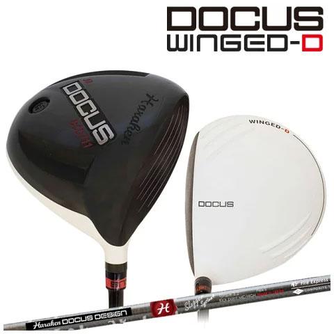 ドゥーカス DOCUS メンズゴルフクラブ DCD711 WINGED-Dメンズ ドライバー DOCUS Slugger System4