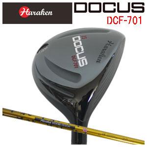 ドゥーカス DOCUS メンズゴルフクラブ フェアウェイウッド DCF701 DOCUS Longbow