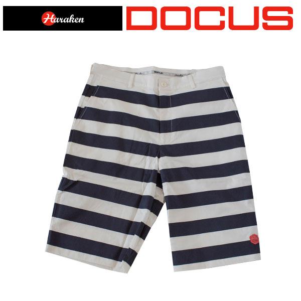 ドゥーカス DOCUS メンズ ゴルフ ウェア ショート パンツ DCM17S004 あす楽