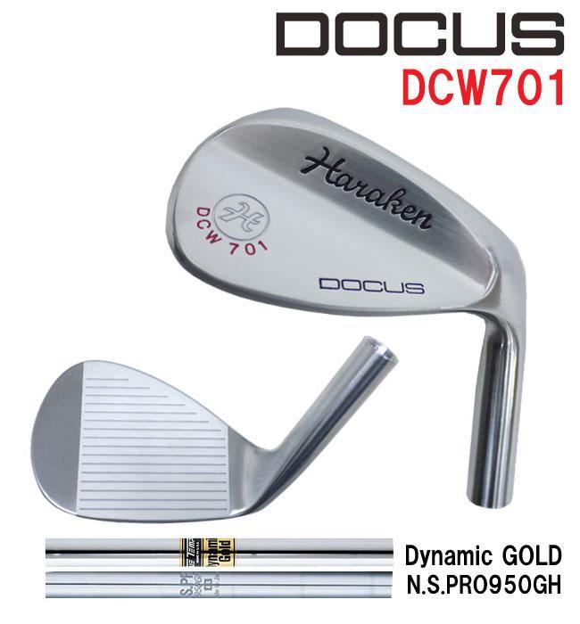 ドゥーカス DOCUS メンズゴルフクラブ ウェッジ DCW701 N.S.PRO950 /DG