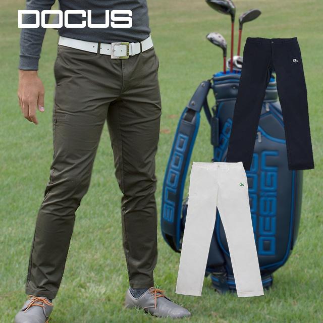 ドゥーカス DOCUS ストレッチ パンツ メンズ ゴルフ ウェア DCM19A007 あす楽 ユナイテッドコアーズ
