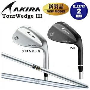 アキラ AKIRA メンズゴルフクラブ TOUR WEDGE3【ツアー ウェッジ 3】スチールシャフト【DG,NS950】