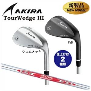 アキラ AKIRA メンズゴルフクラブ TOUR WEDGE3【ツアー ウェッジ 3】スチールシャフト【MODUS3】