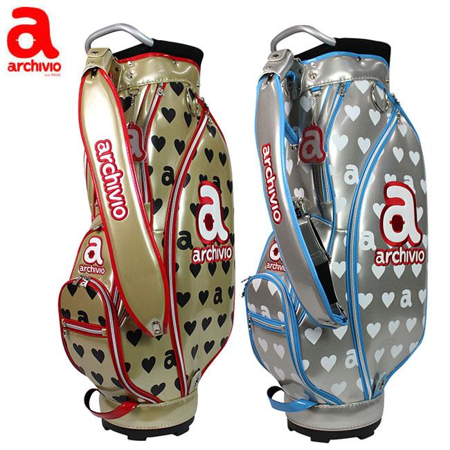 アルチビオ archivio レディース ゴルフ キャディバッグ A810909 あす楽
